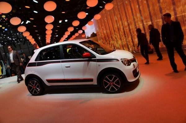 Renault Twingo stand