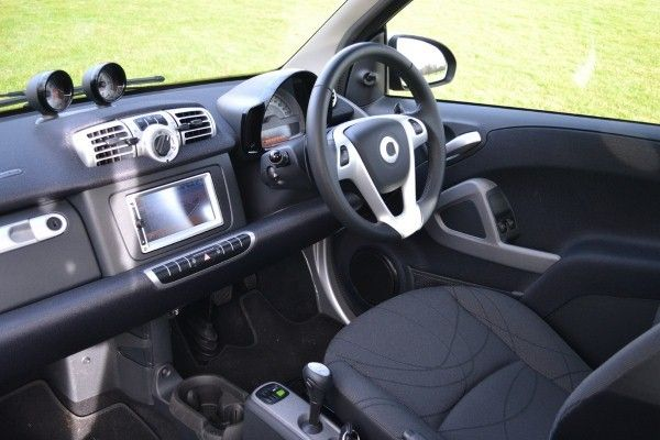 smart fortwo mhd passion review uk test carwow. Black Bedroom Furniture Sets. Home Design Ideas