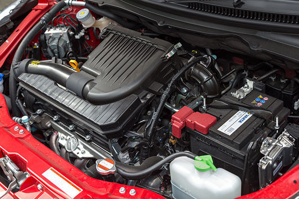 Suzuki Swift 4x4 Engine