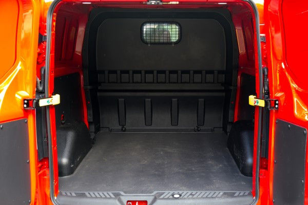 Ford Transit Custom boot