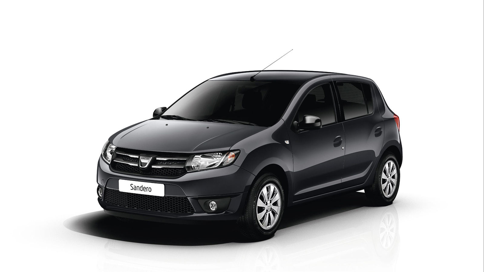 2015 dacia sandero midnight special edition carwow. Black Bedroom Furniture Sets. Home Design Ideas