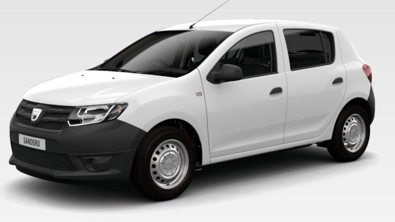 dacia sandero stepway colours guide prices carwow. Black Bedroom Furniture Sets. Home Design Ideas