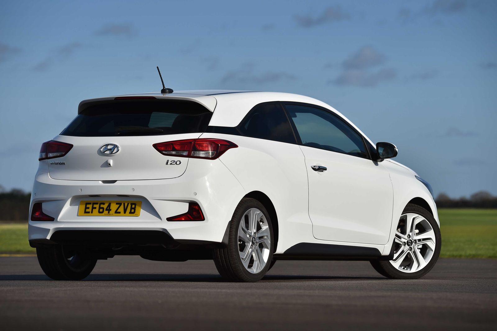 2015 Hyundai I20 Coupe UK Prices Announced
