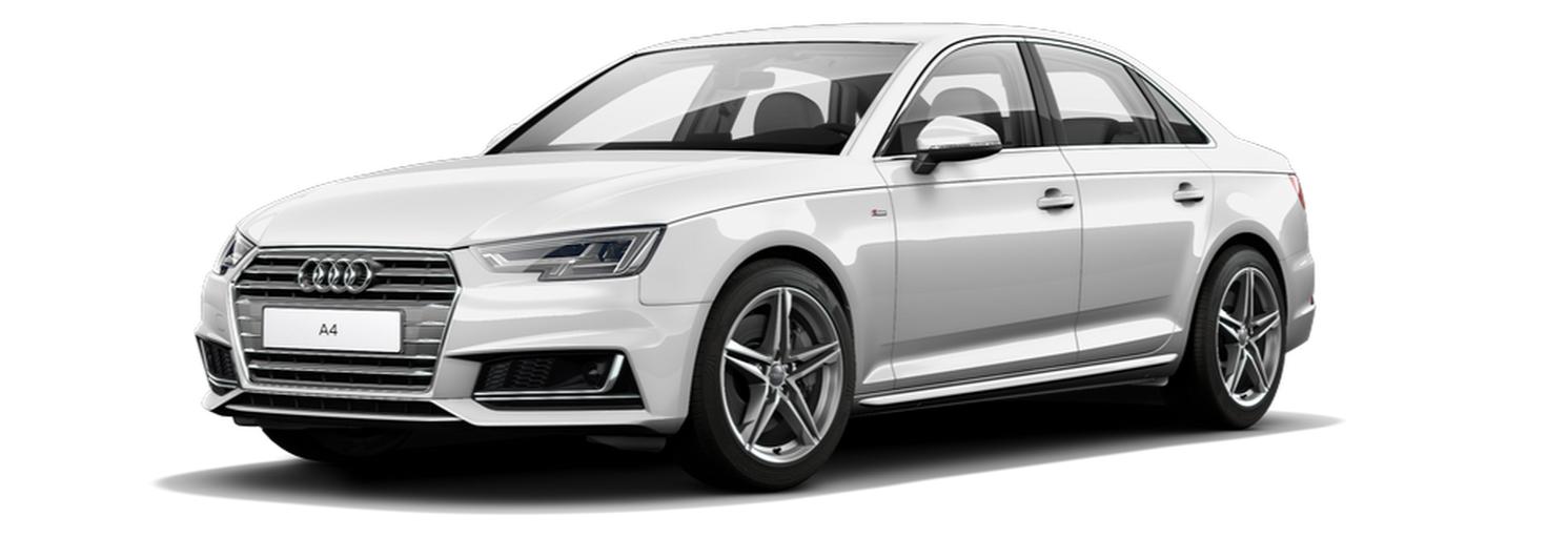 Audi Ibis White Autos Post