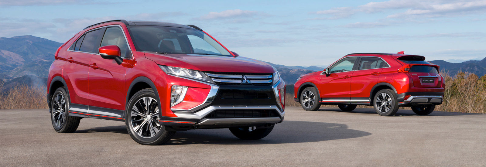 2018 mitsubishi rvr specs. exellent rvr the new eclipse cross shares a broad black grille with the current  outlander but benefits from set of large foglights and thick chrome trim pieces to  and 2018 mitsubishi rvr specs