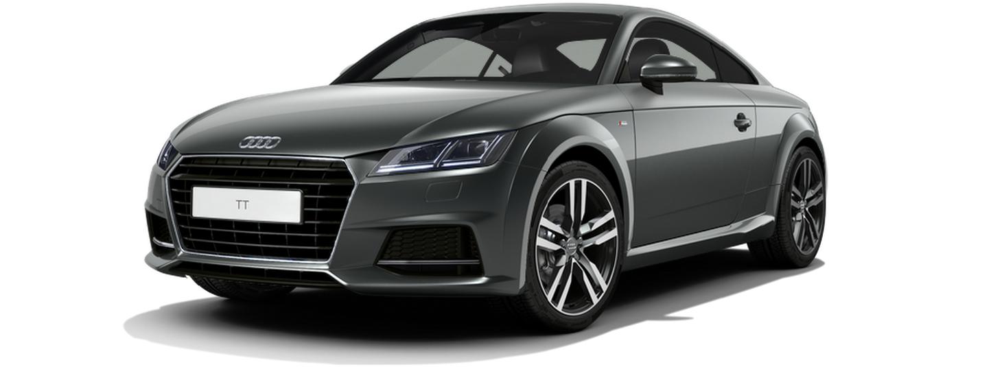 Audi Tt Amp Tt Roadster Colours Guide Amp Prices Carwow