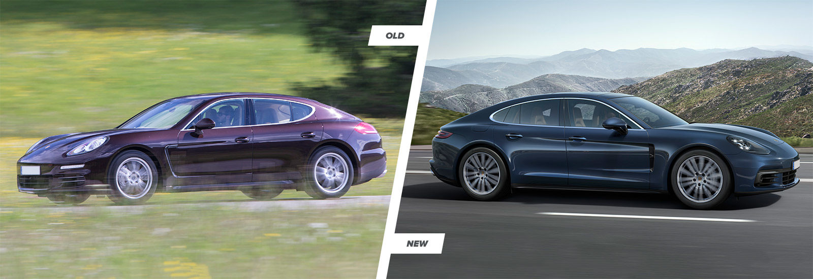 The Sharpest Rides >> 2017 Porsche Panamera: old vs new compared | carwow