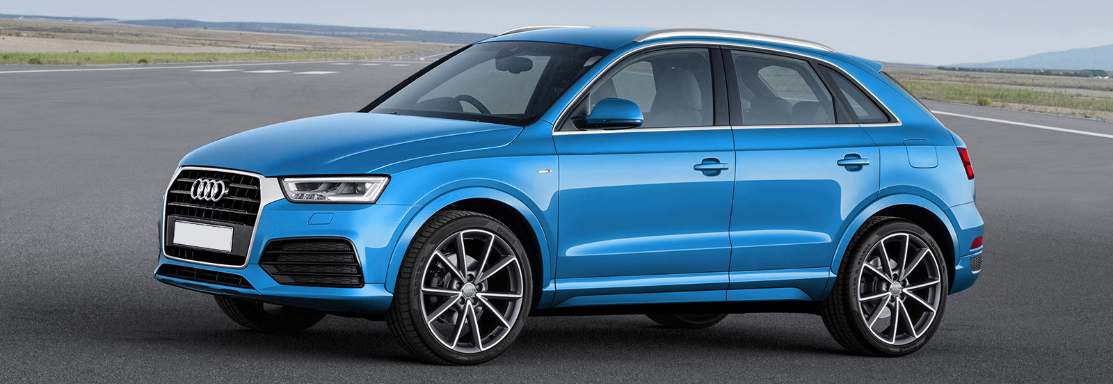 Audi Crossover, SUV And 4x4 Range Guide