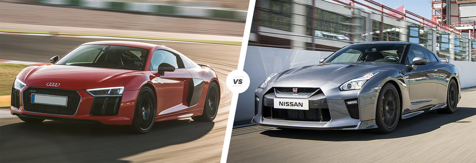 Audi R8 Vs Nissan GT R Supercar Comparison