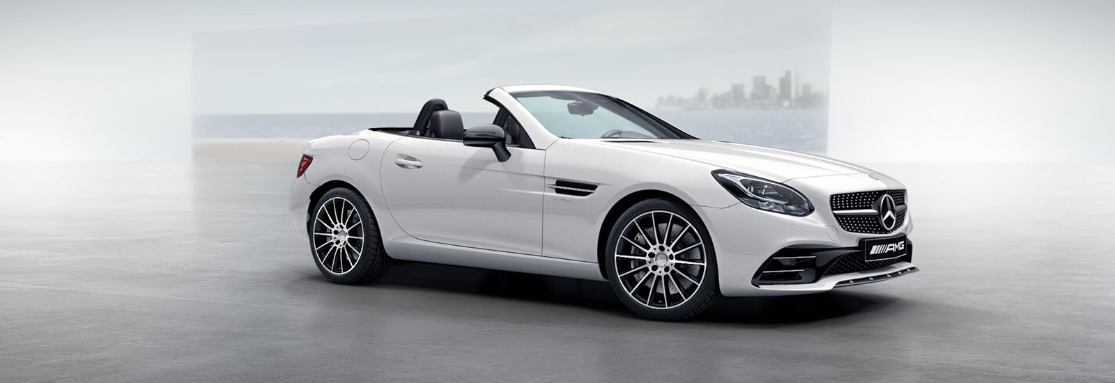 Mercedes Slc Colours Guide And Prices Carwow