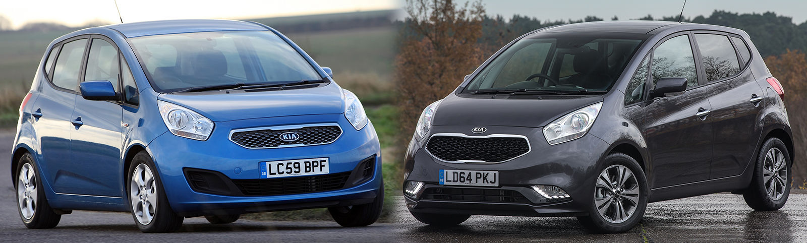 Kia Rio And Venga Get Surprisingly Subtle 2015 Updates