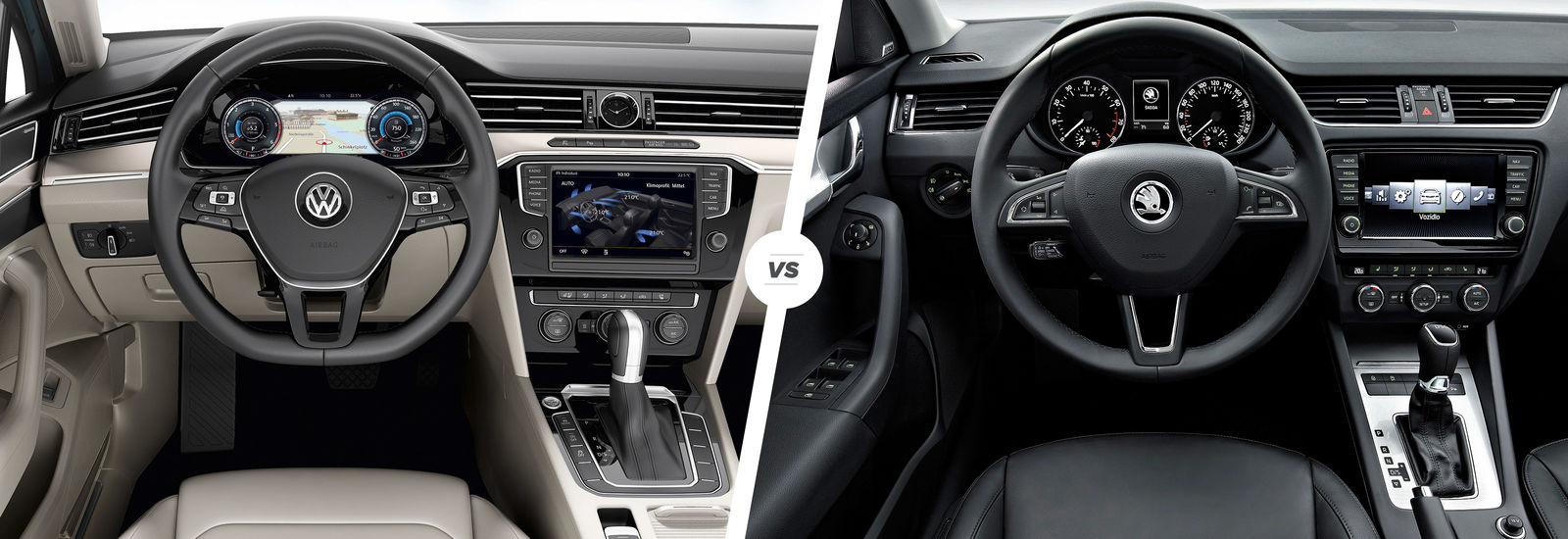 skoda superb vs passat b5