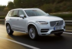 158092 the new volvo xc90 t8 twin engine petrol plug in hybrid driven in tarragona 1 e1426157869808
