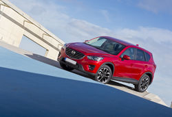 Mazda CX-5 dimensions and sizes guide