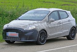 2018 ford fiesta st spy shots image via s baldauf sb median 100556734 h e1467214624714