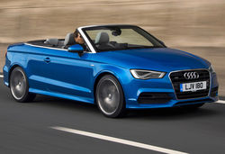 A3 cabriolet feature