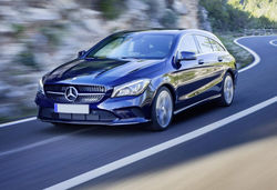 Cla shooting brake feature 0