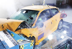 Crash tested c30 electric 20346