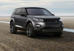 Discovery sport feature