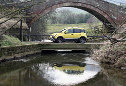 Why the Fiat Panda Cross is the perfect car for modern life