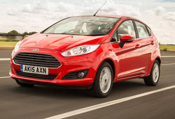 Ford fiesta on its own outsells the car ranges of all but four rival car makers