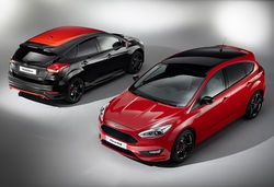 Ford Focus Red and Black editions – 5 things you need to know