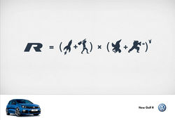 Golf+r+advert