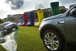 Land Rover Discovery Sport colour guide