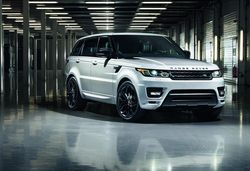 2015 Range Rover Sport – sizes and dimensions