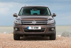 Volkswagen Tiguan colour guide and prices