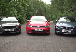 Astra focus golf lead