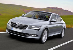 Carwow used auto lead skoda superb q3 results superb