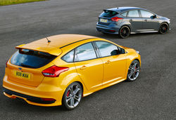 Ford focus st colours