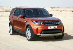 Land rover discovery 5 lead 4