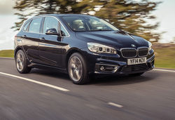 Leadbmw 2 series active tourer