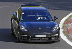Porsche panamera shooting brake lead