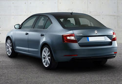 Skoda octavia new lead 0