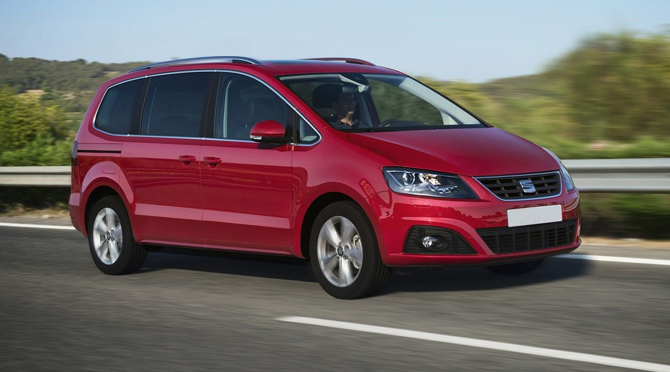 Seat Alhambra Review Carwow