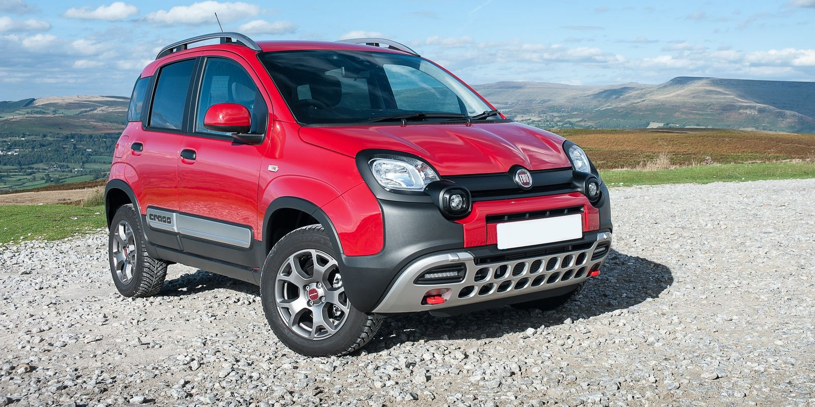 fiat panda cross review deals carwow. Black Bedroom Furniture Sets. Home Design Ideas
