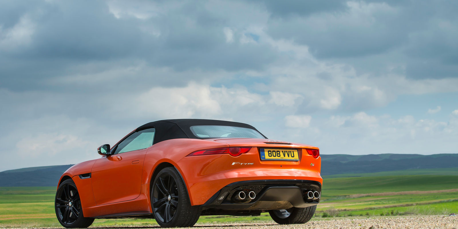 Jaguar F Type Convertible Review Carwow Autos Post