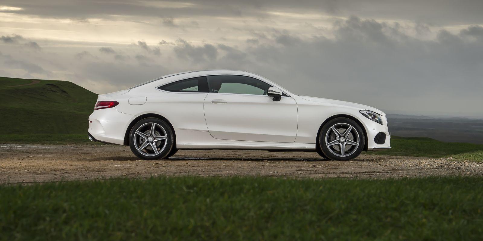 Mercedes C Class Coupe Review Amp Deals Carwow