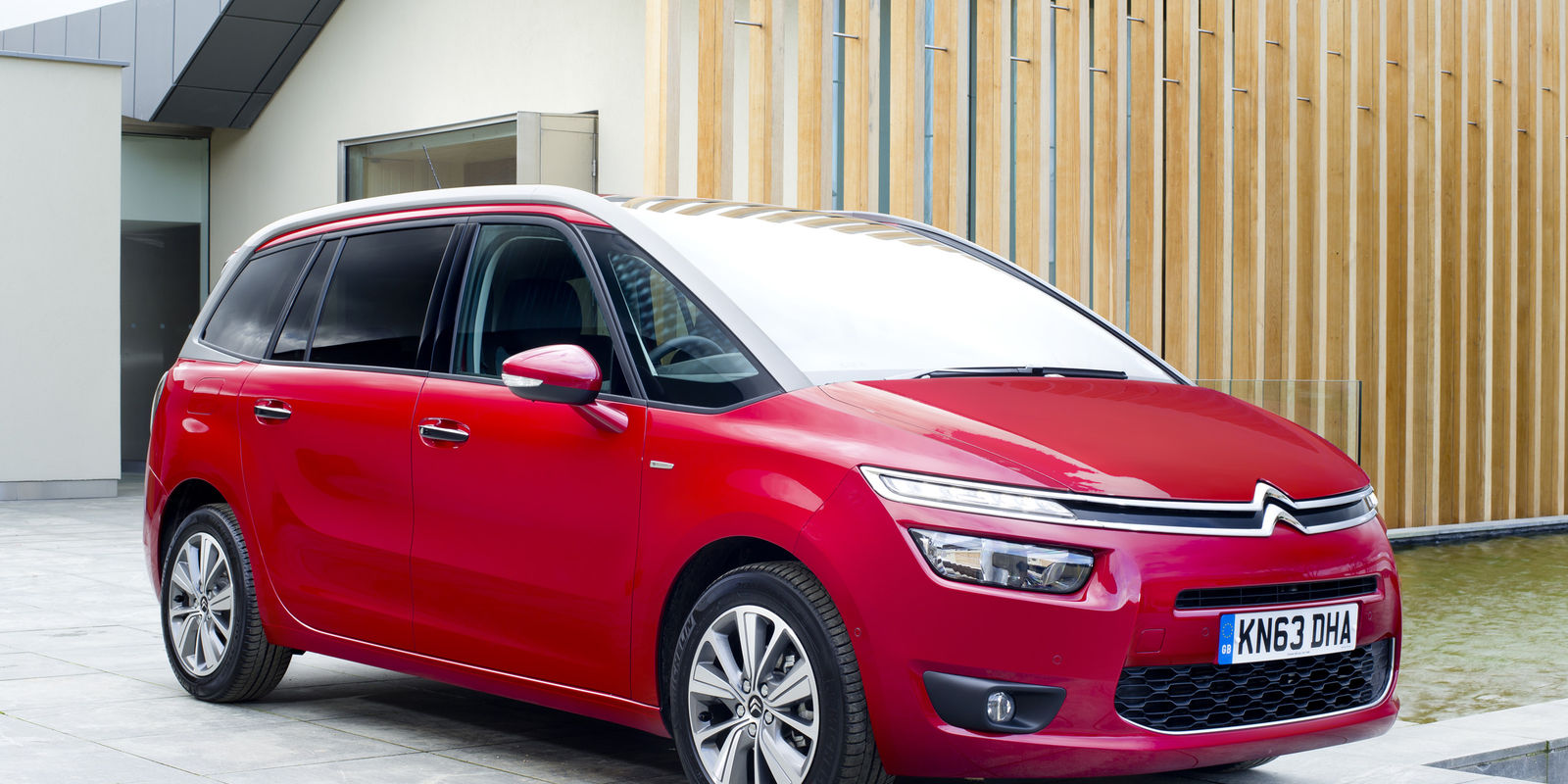 citroen c4 grand picasso review carwow. Black Bedroom Furniture Sets. Home Design Ideas