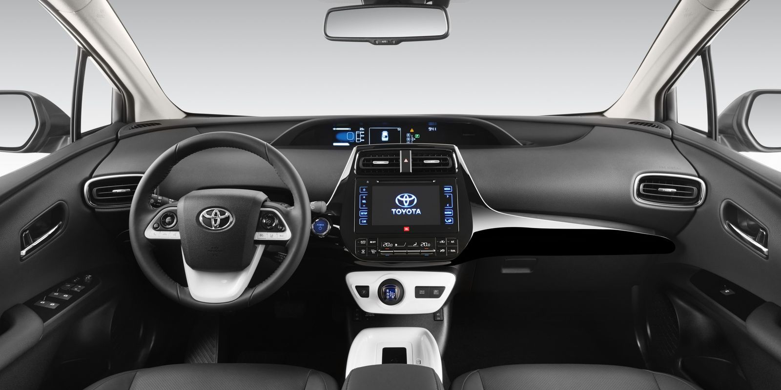 toyota prius review carwow. Black Bedroom Furniture Sets. Home Design Ideas