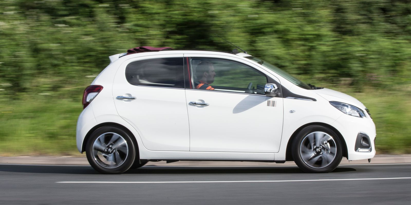 Peugeot 108 Review Carwow