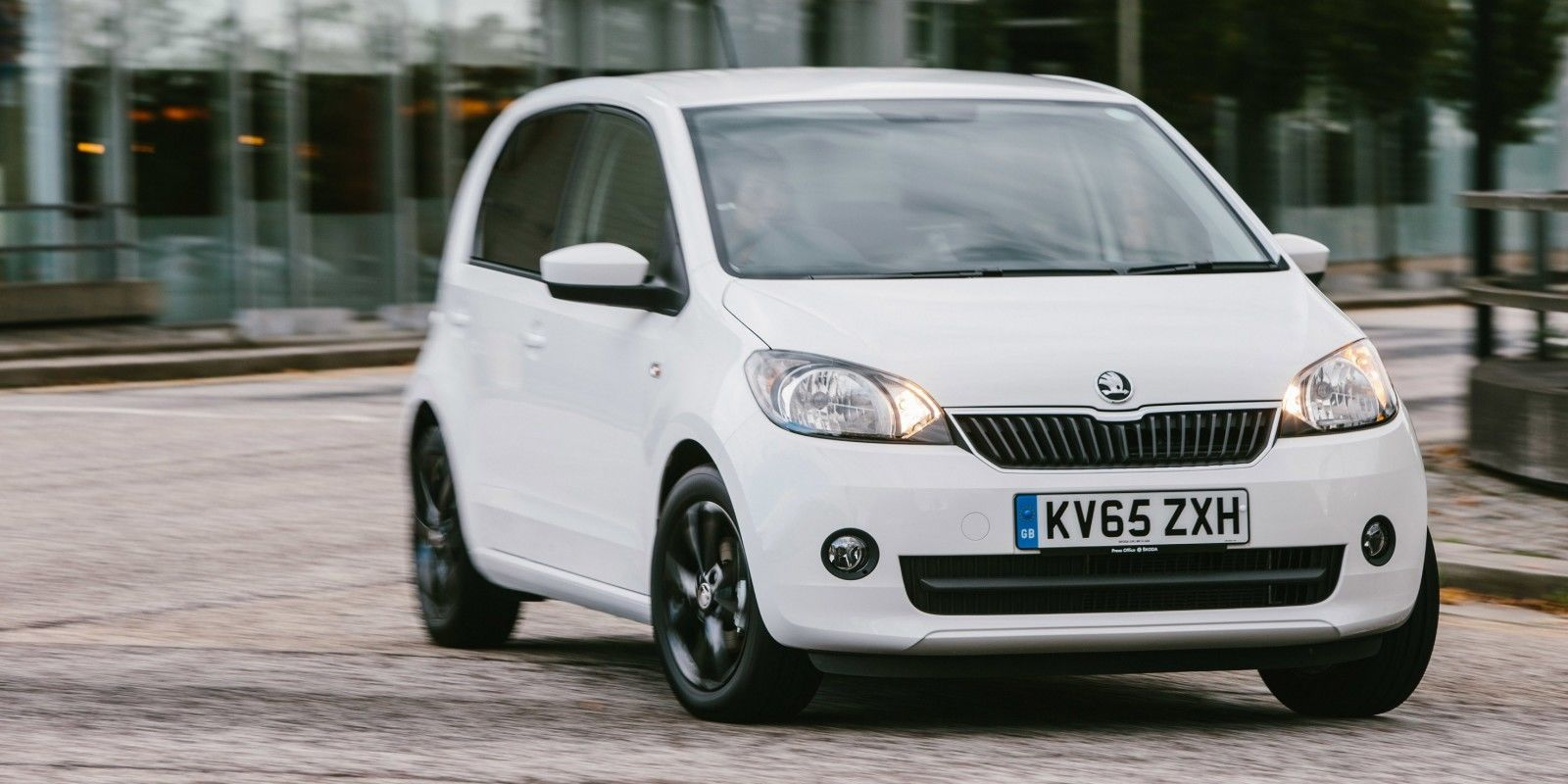 skoda citigo review deals carwow. Black Bedroom Furniture Sets. Home Design Ideas