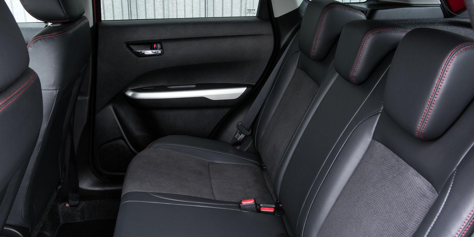 Crossover Vs Suv >> Suzuki Vitara Review   carwow