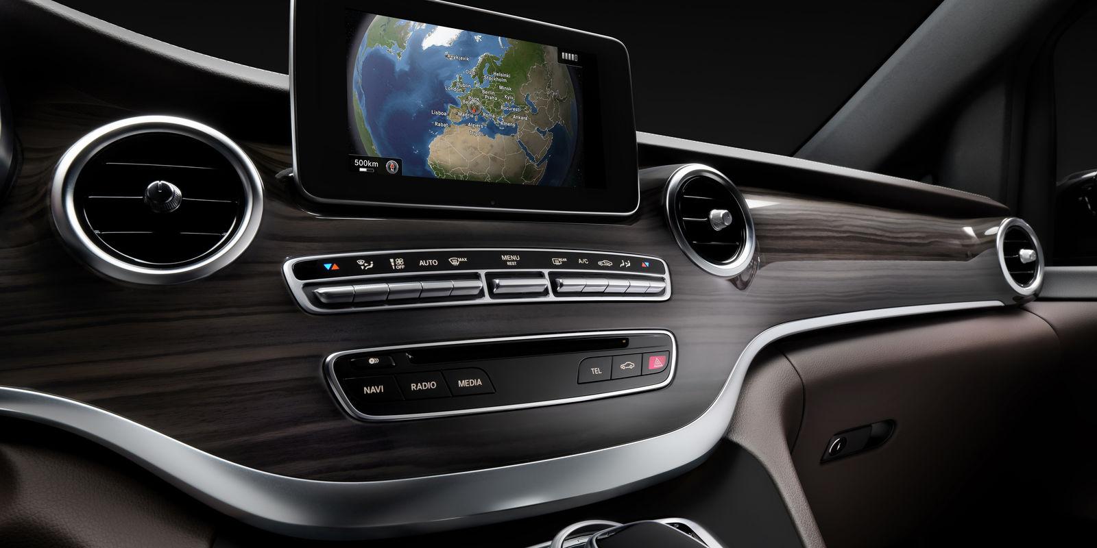 Mercedes V-Class review & deals | carwow