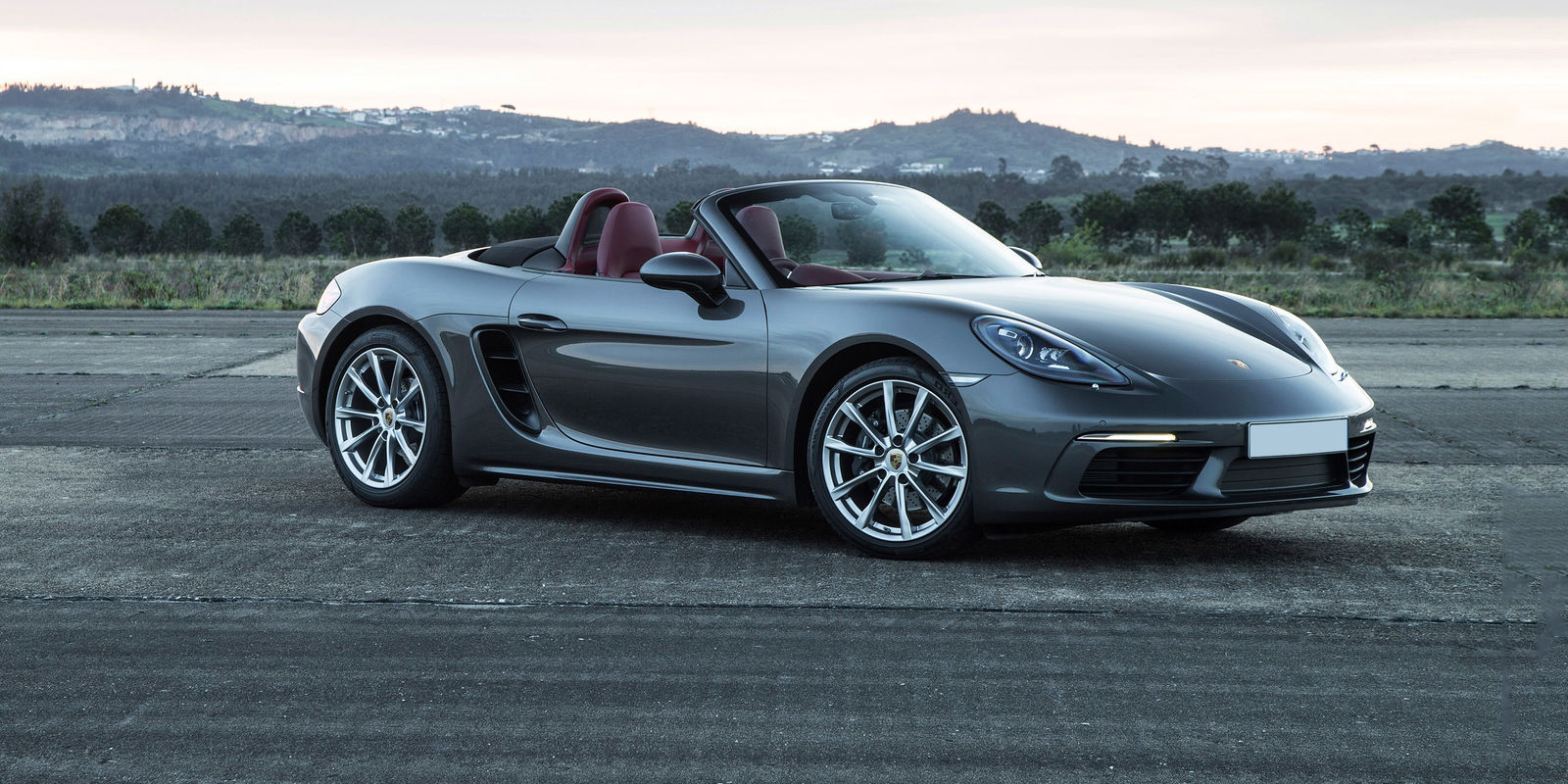 Porsche Boxster Review Carwow