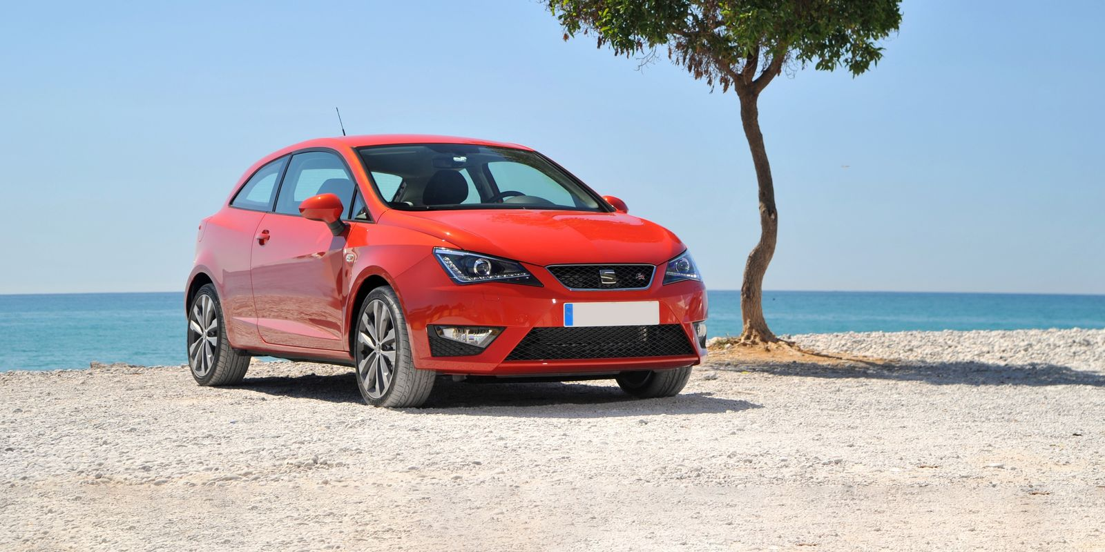 seat ibiza sc review deals carwow. Black Bedroom Furniture Sets. Home Design Ideas
